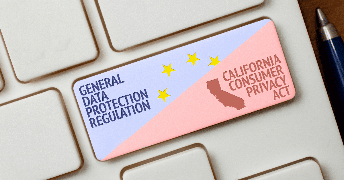 Right To Be Forgotten: GDPR Vs. CCPA Compliance